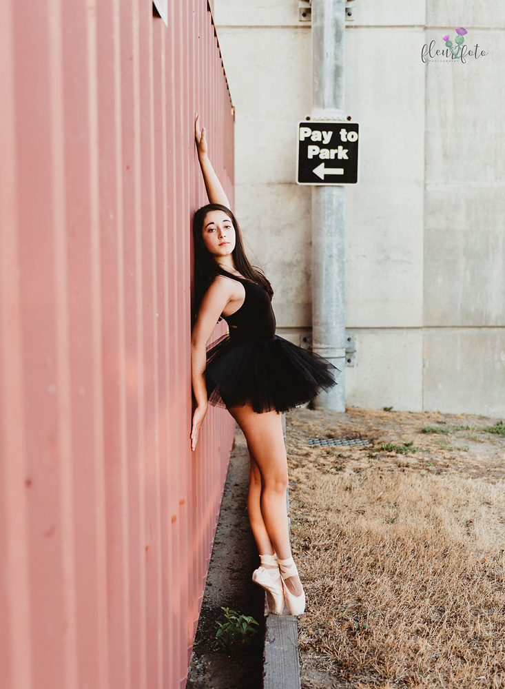 Londonderry NH Teen Ballet Pointe Photos
